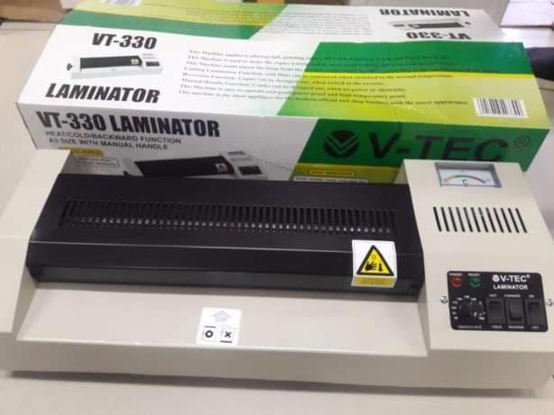 Mesin Press Laminating A3 V330